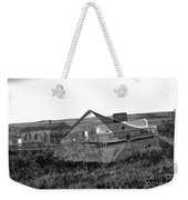 Ghosts On The Prairie Weekender Tote Bag