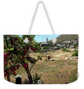 Ghosts Path To A Ghost Town Virginia City Nv Weekender Tote Bag
