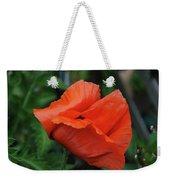 Giant Poppy-2 Weekender Tote Bag