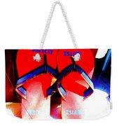 Giant Slippers Weekender Tote Bag
