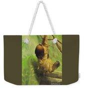 Giant Sloth     June          Indiana Weekender Tote Bag