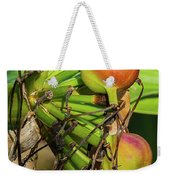 Giant Spider Lily - After The Flowers Are Gone Weekender Tote Bag