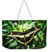 Giant Swallowtail Weekender Tote Bag