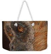 Gibbon Weekender Tote Bag