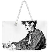 Gibson: Drawings, C1900 Weekender Tote Bag