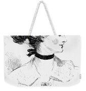 Gibson: Gibson Girl, 1905 Weekender Tote Bag