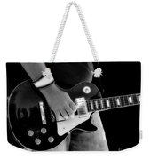 Gibson Les Paul Guitar  Weekender Tote Bag