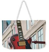 Gibson Les Paul Of The Hard Rock Cafe Weekender Tote Bag
