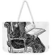 Gibson: Woman Reading Weekender Tote Bag
