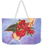 Gift A Bouquet - Bougenvillea Weekender Tote Bag