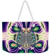 Gift Bows Fractal Abstract Weekender Tote Bag