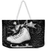 Gift Of Ice Skating Weekender Tote Bag