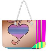 Gift Of Love Weekender Tote Bag