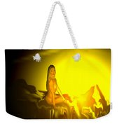 Gift Of Sun Weekender Tote Bag