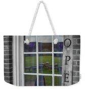 Gift Shop Window Weekender Tote Bag