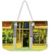 Gift Shop Windows Weekender Tote Bag