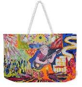 Gifted Guitar Man Weekender Tote Bag