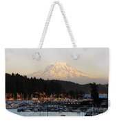 Gig Harbor Weekender Tote Bag