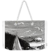 Gig Harbor Sailing School Weekender Tote Bag
