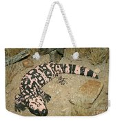 Gila Monster Weekender Tote Bag