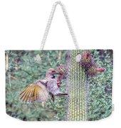 Gilded Flicker 4167 Weekender Tote Bag