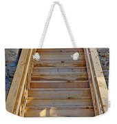 Gilpin County Museum Stairs Weekender Tote Bag