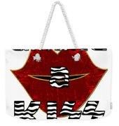 Gimme A Kiss Weekender Tote Bag