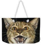 Ginger Cat Eyes Weekender Tote Bag