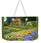 Ginger Cottage Weekender Tote Bag