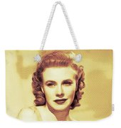 Ginger Rogers, Hollywood Legends Weekender Tote Bag