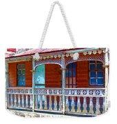 Gingerbread House Weekender Tote Bag