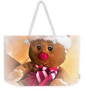 Gingerbread Man Weekender Tote Bag