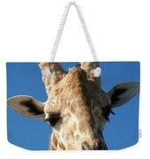 Giraffe 2 Weekender Tote Bag