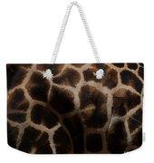 Giraffe Patterns  Weekender Tote Bag