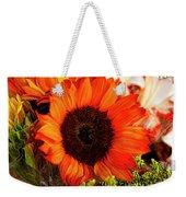 Girasol Naranja Weekender Tote Bag
