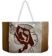 Girl - Tile Weekender Tote Bag