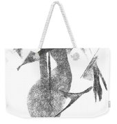 Girl, In Abstract Weekender Tote Bag