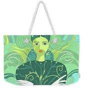 Girl Planted Weekender Tote Bag