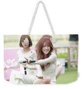 Girl's Day Weekender Tote Bag