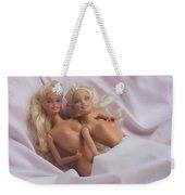 Girls In Pink Weekender Tote Bag
