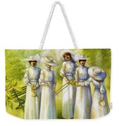 Girls In The Band Weekender Tote Bag