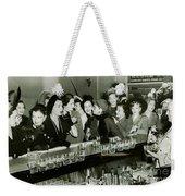 Girls Night Out Weekender Tote Bag