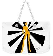 Girls. Yellow. I Weekender Tote Bag