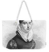 Giuditta Pasta (1798-1865) Weekender Tote Bag
