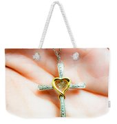 Give Her Of The Fruit Of Her Hand And Let Her Own Works Praise Her In The Gates. Weekender Tote Bag