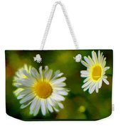 Give Me Daisy In Color Weekender Tote Bag