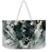 Give Thanks Colorado Watercolor Weekender Tote Bag