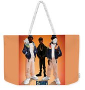 Give The People Weekender Tote Bag by Nelson dedos Garcia