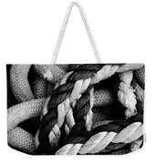 Give Them Some Rope 2 Weekender Tote Bag