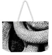 Give Them Some Rope 3 Weekender Tote Bag